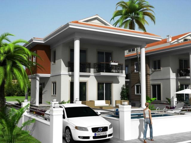 Menekşe Villa