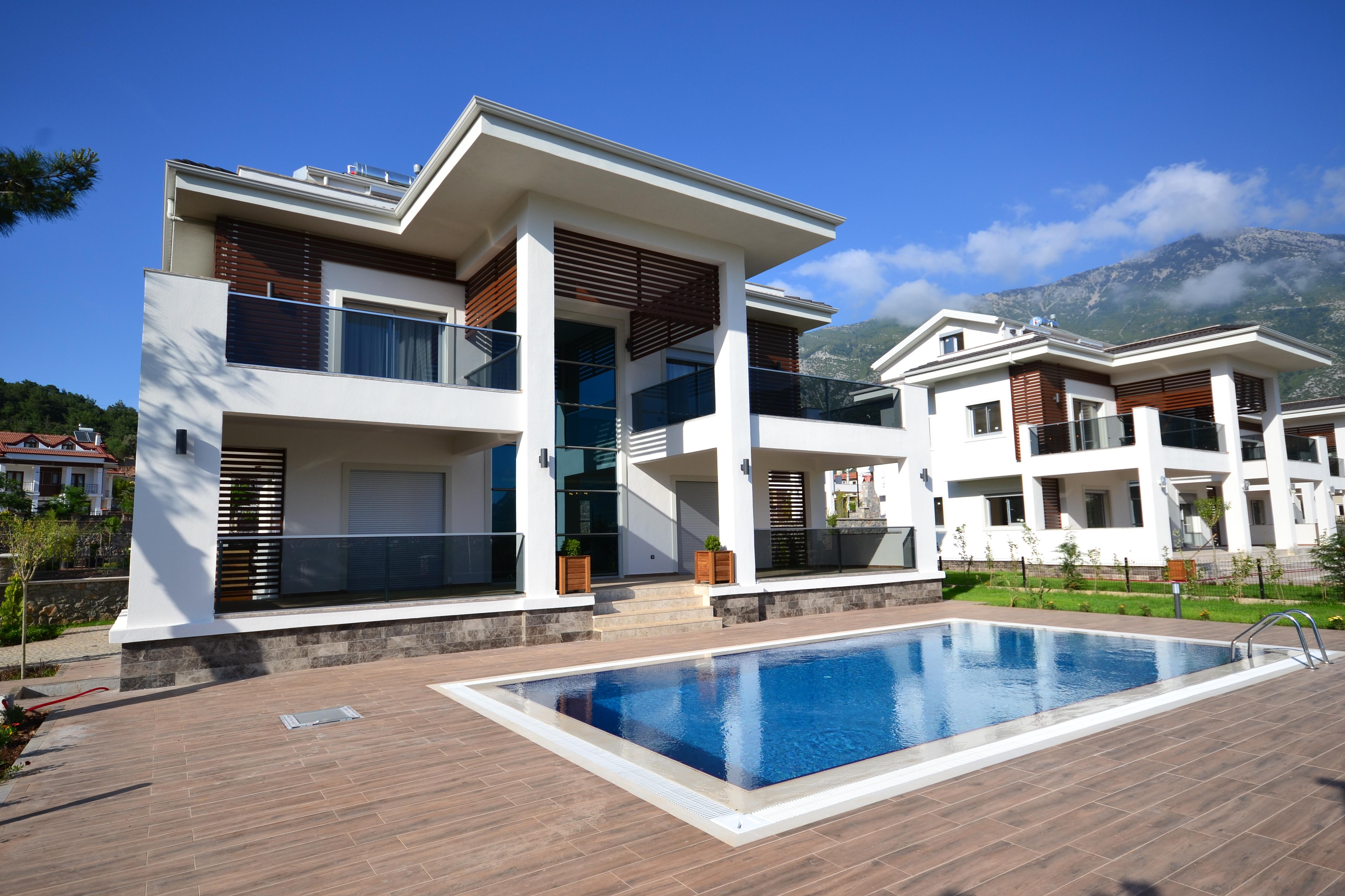 Platinum Villaları