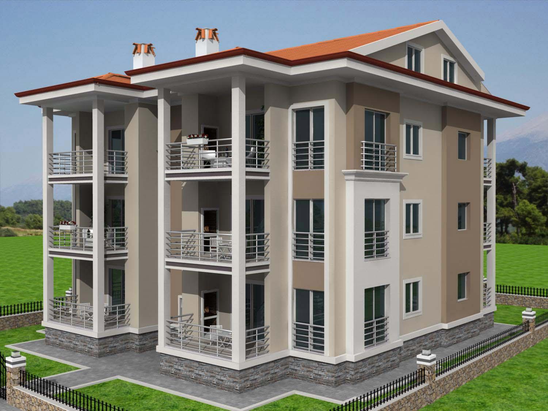 Fulya Apartmanı 4+1 Çatı Dubleks – Tuzla