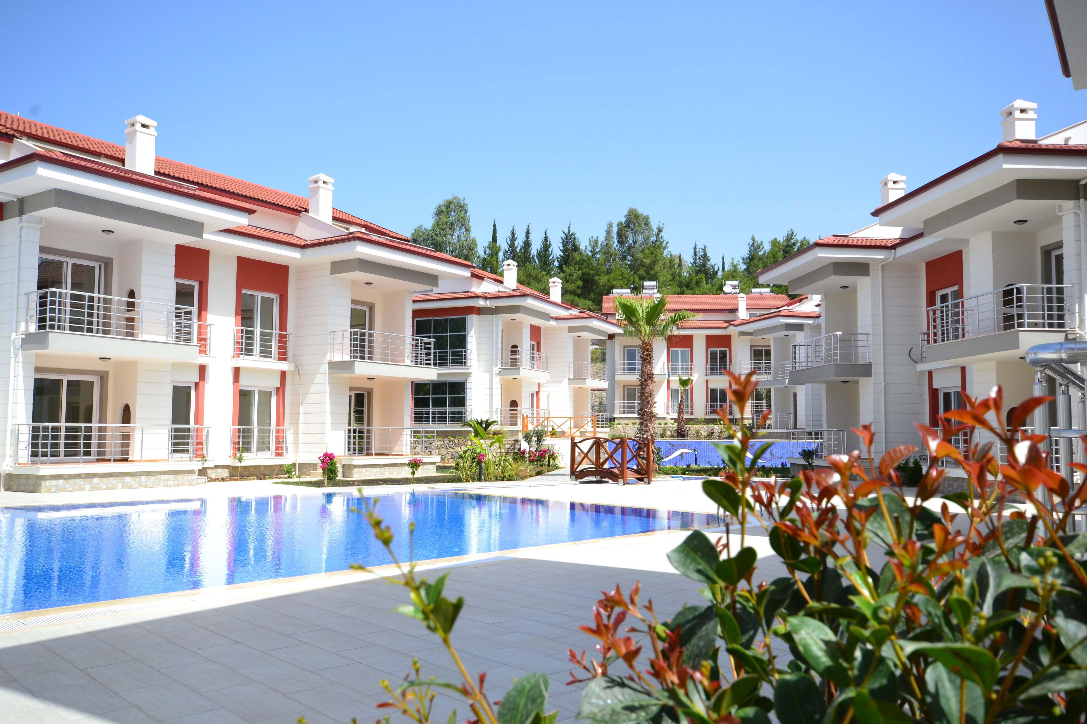 Körfez Garden Apartmanları 2+1