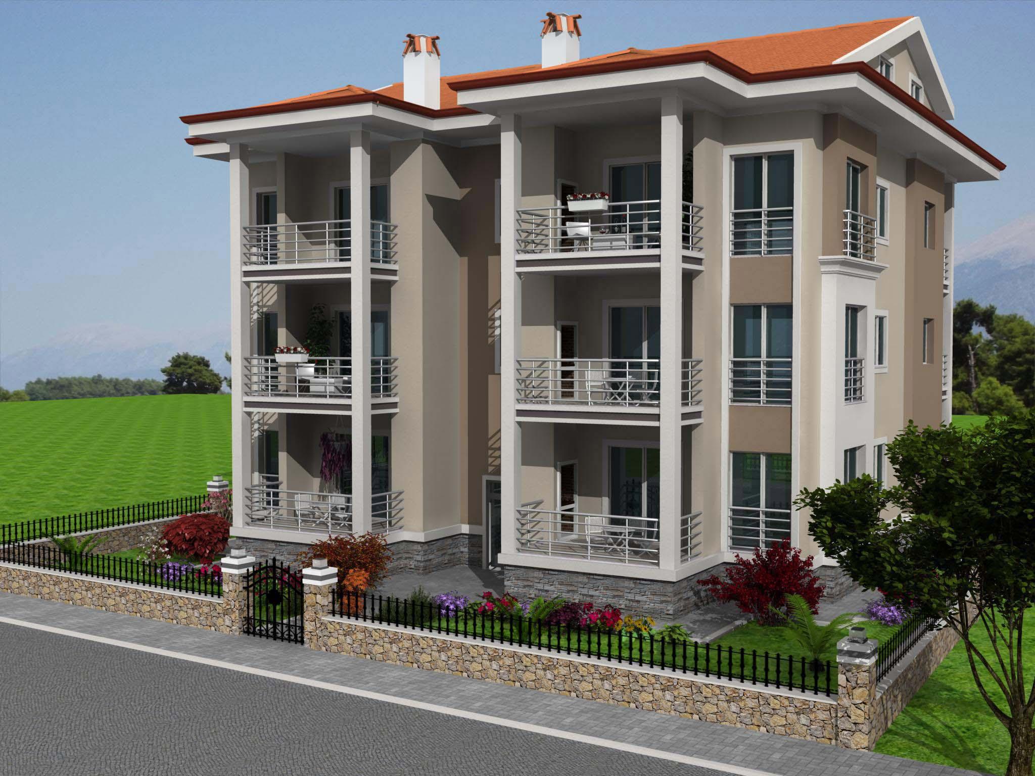 Fulya Apartments – Tuzla